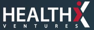 HealthX Ventures